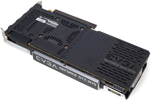 PLACA DE VÍDEO EVGA GEFORCE GTX 1070 8GB SC2 GDDR5 256BIT 08G-P4-6573-KR
