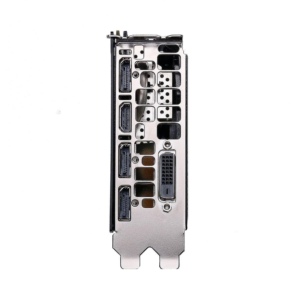 PLACA DE VIDEO EVGA GEFORCE GTX 1080 TI 11GB GDDR5X 352BIT REF ICX, 11G-P4-6591-KR