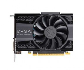 Placa de Vídeo EVGA GTX 1050 ti 4GB