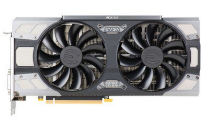Placa de Vídeo EVGA GTX 1070 FTW 8GB