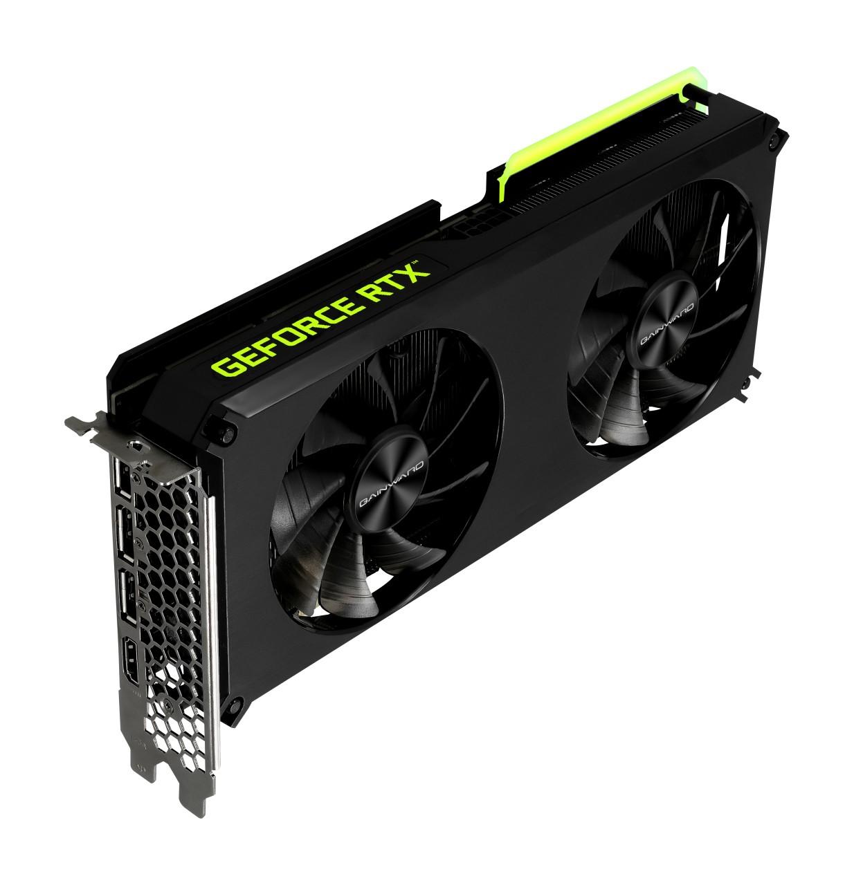 Placa de Video Gainward GeForce RTX 3060 Ti Ghost 8Gb GDDR6X 256 Bit NE6306T019P290AB