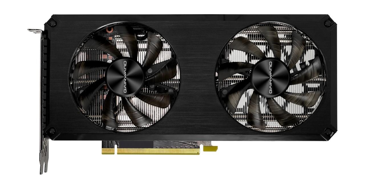 Placa de Video Gainward GeForce RTX 3060 Ti Ghost OC 8Gb GDDR6X 256 Bit