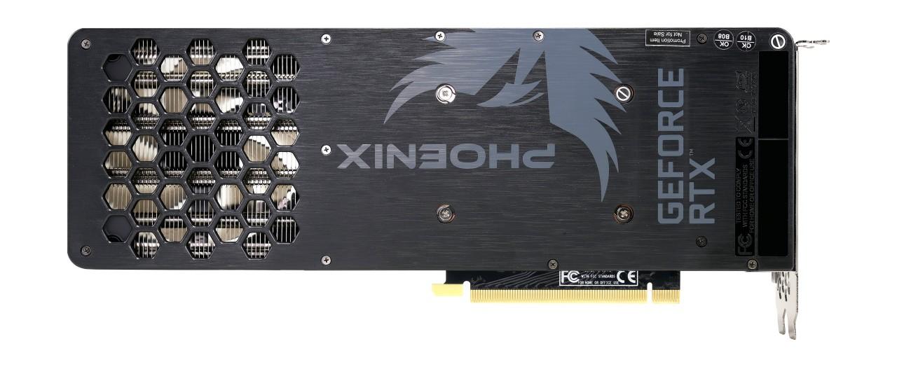 Placa de Video Gainward GeForce RTX 3060 Ti Phoenix GS 8Gb GDDR6X 256 Bit