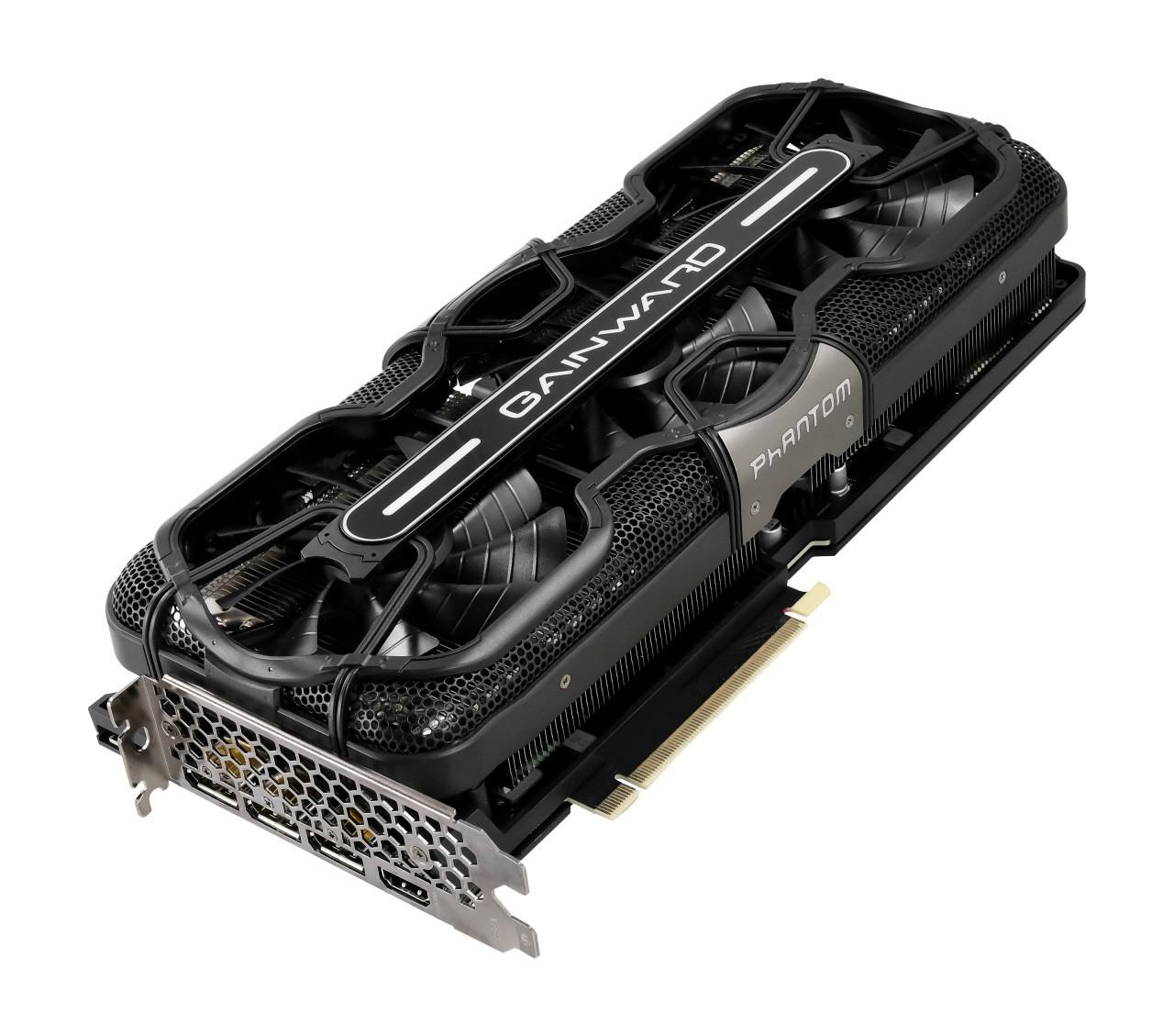Placa de Video Gainward GeForce RTX 3070 Phantom 8Gb GDDR6X 256 Bit