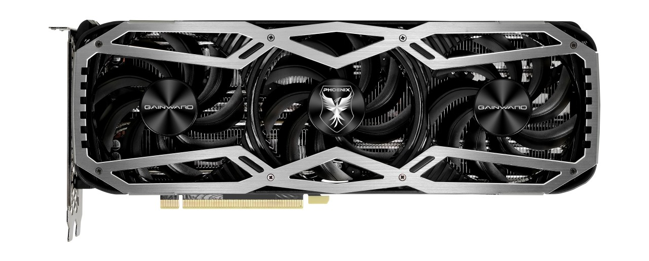 Placa de Video Gainward GeForce RTX 3070 Phoenix 8Gb GDDR6X 256 Bit