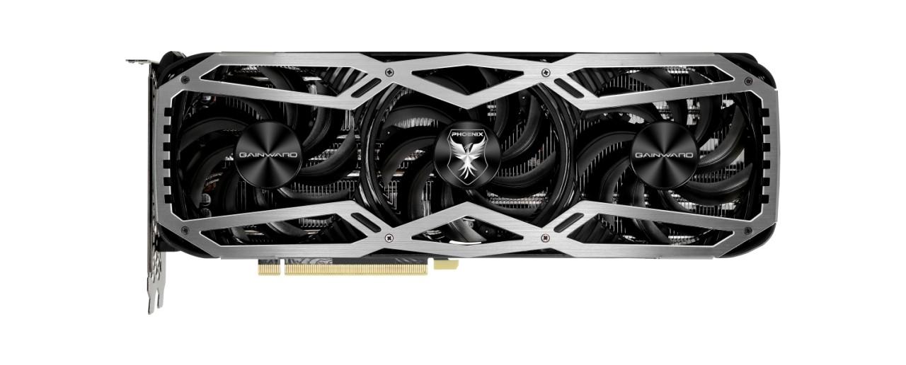 Placa de Video Gainward GeForce RTX 3090 Phoenix 24Gb GDDR6X 384 Bit NED3090019SB-132BX