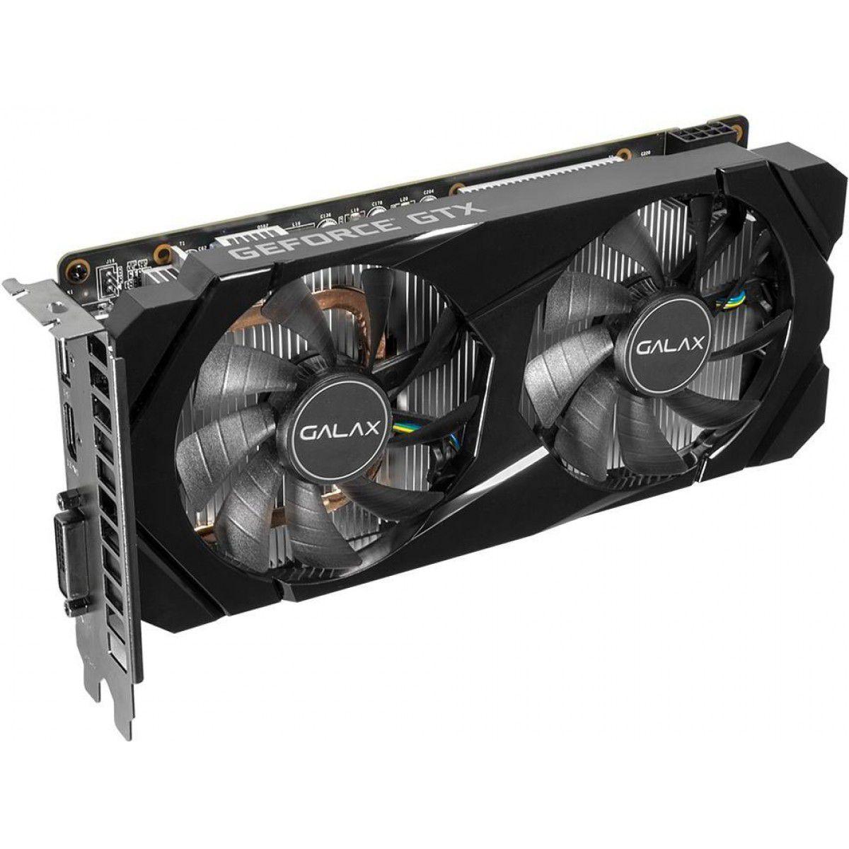 Placa De Video Galax Geforce GTX 1660 6GB Super 1Click OC G6 192 BIT 60SRL7DSY91S