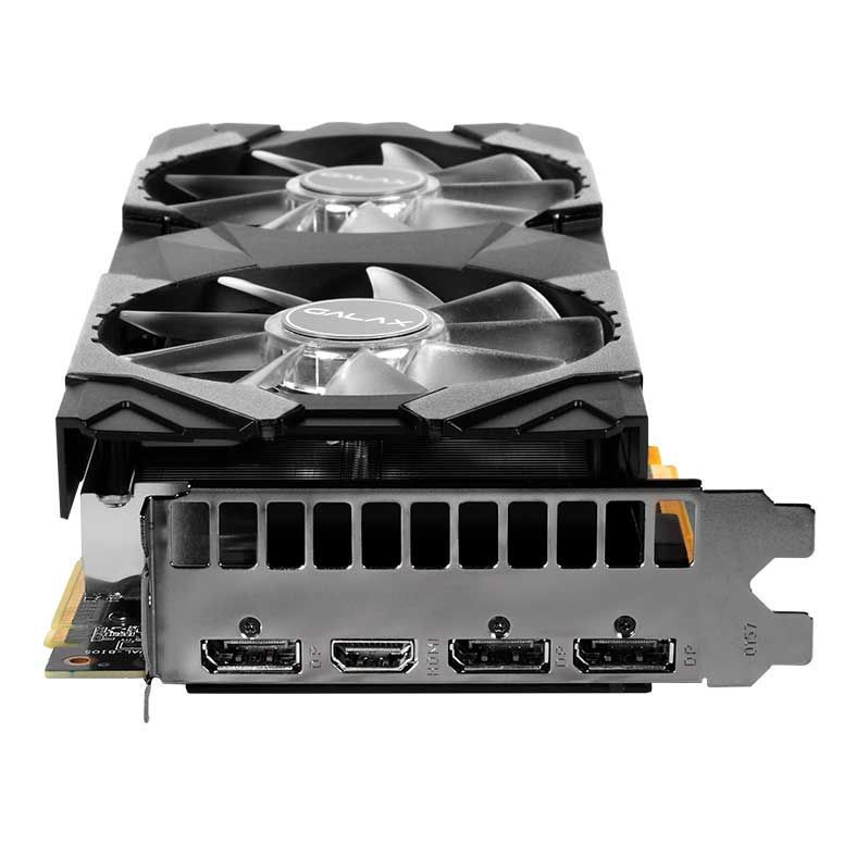 PLACA DE VIDEO GALAX GEFORCE RTX 2080 SUPER EX 8GB GDDR6 1-CLICK OC 256-BIT 28ISL6MDU9EX