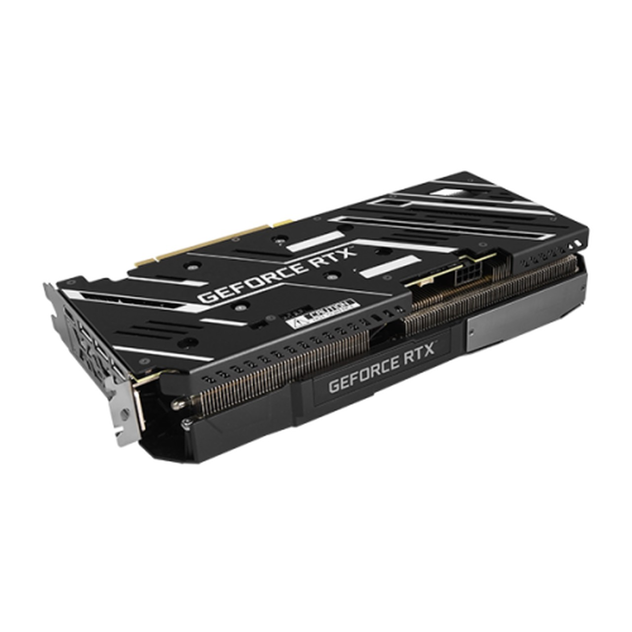 Placa de Video Galax GeForce RTX 3060 Ti EX 1-Click OC 8Gb GDDR6X 256 bit 36ISL6MD1WGG