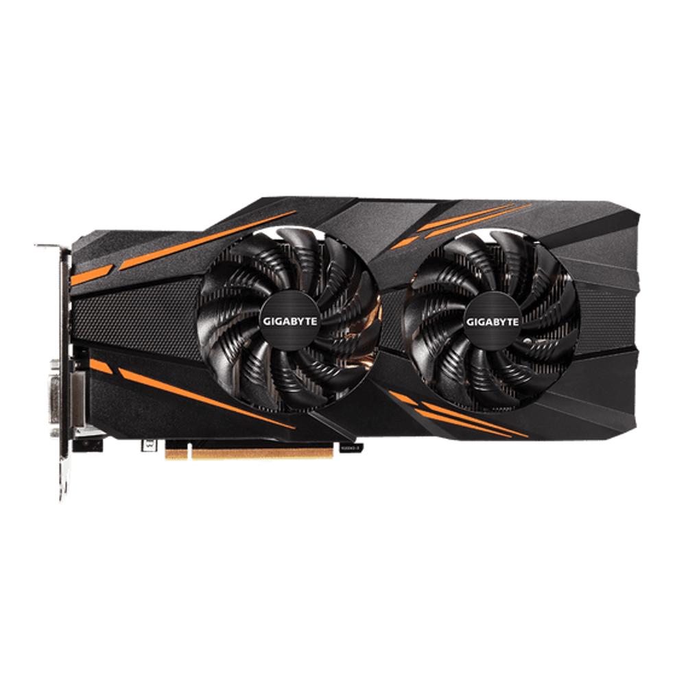 Placa de Vídeo Gigabyte GeForce GTX 1070 8GB Windforce 2x GDDR5