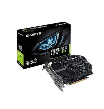 PLACA DE VÍDEO GIGABYTE GEFORCE GTX 950 2GB GDDR5 128BIT