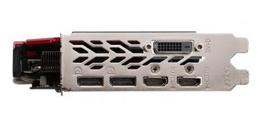 Placa de Vídeo MSI RX 480 4GB GAMING X