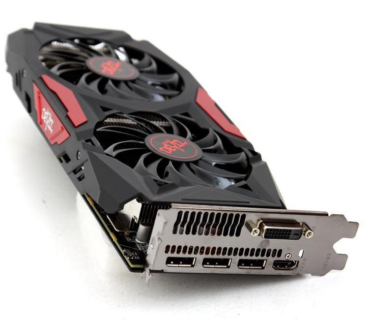 PLACA DE VÍDEO POWER COLOR AMD RADEON RX 470 4GB RED DEVIL 256BITS GDDR5 AXRX 470 4GBD5-3DH/OC