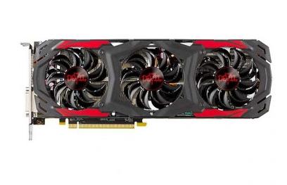 Placa de Video POWERCOLOR RX 570 4GB RED DEVIL