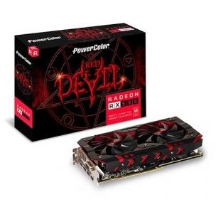 Placa de Video PowerColor RX 580 Red Devil 8gb