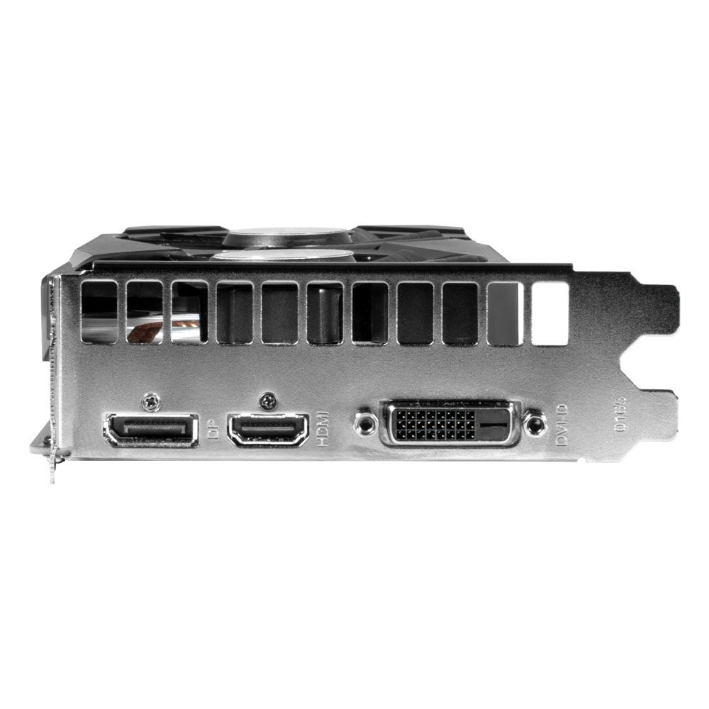 PLACA DE VIDEO RTX 2060 6GB GALAX GDDR6 1-CLICK OC 192-BIT