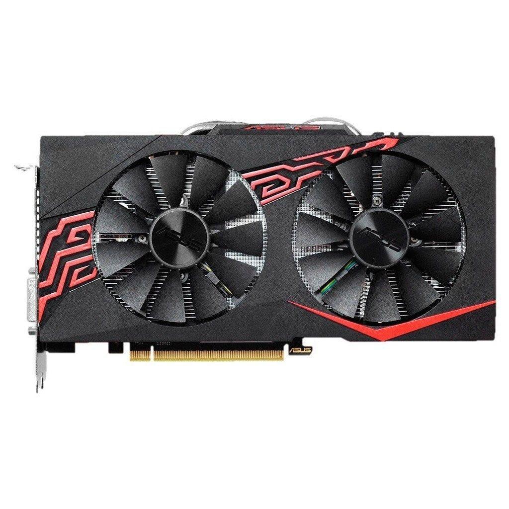 Placa de Video GTX 1060 6GB Nvidia Geforce Asus Expedition OC 6GB GDDR5