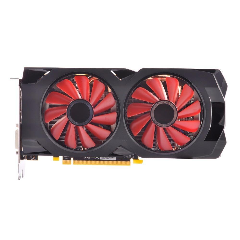 PLACA DE VIDEO XFX RADEON RX 570 4GB OC+ RS XXX EDITION DDR5 RX-570P4DFD6