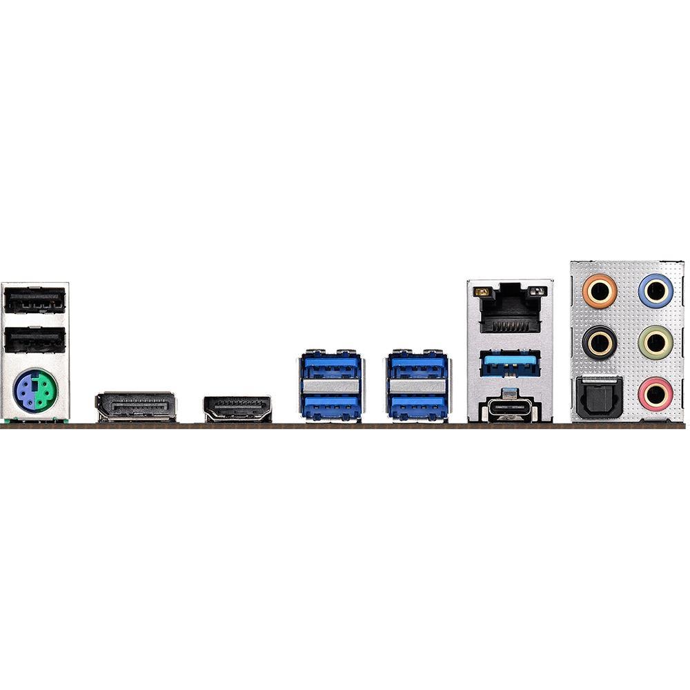 PLACA MAE ASROCK B450 STEEL LEGEND DDR4 SOCKET AM4 CHIPSET AMD B450