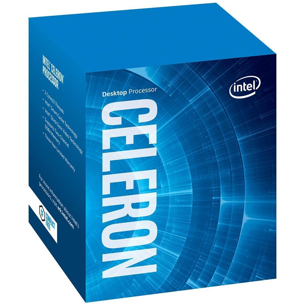 Processador Intel Celeron G5920 Dual Core 3.5Ghz 2mb Cache LGA1200 BX80701G5920