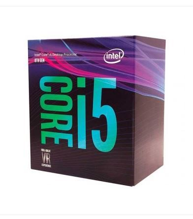 PROCESSADOR INTEL CORE I5-8400 COFFEE LAKE LGA 1151 2.8GHZ 9MB CACHE