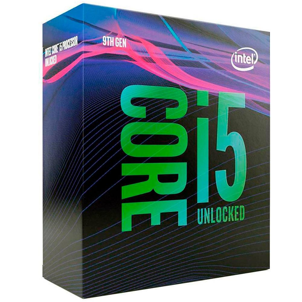 Processador Intel Core I5 9400F 2.90GHZ (4.10GHZ TURBO) 6-CORE 6-THREAD