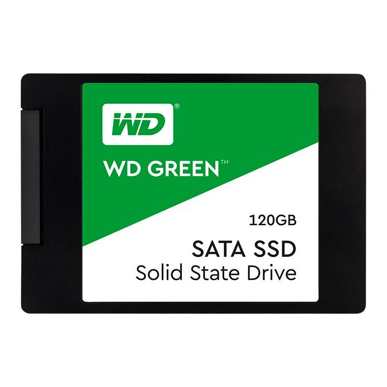 SSD 120gb Green Power Western Digital WDS120G2G0A