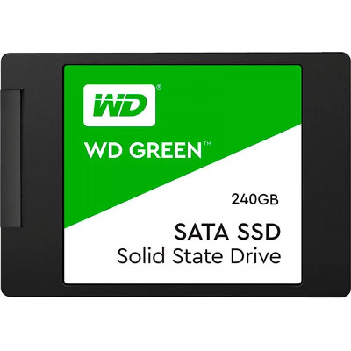 SSD 240gb Green Power Western Digital WDS240G2G0A