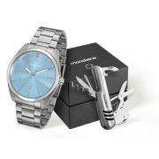 53f3e8df6ec Kit Relógio Mondaine Masculino 94969G0MVNA1K1