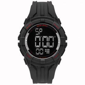 Kit Relógio Mormaii Masculino + Fone de ouvido MO18771AC/K8R
