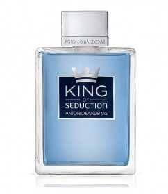 Perfume Antonio Banderas King Of Seduction Masculino EAU De Toilette 200 ML