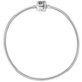 Pulseira de Prata para Berloque 17cm 3490117