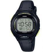 Relógio Casio Bateria 10 ANOS Feminino LW-203-1BVDF