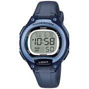 4d11430aa8d Relógio Casio Bateria 10 ANOS Feminino LW-203-2AVDF - Relógios de ...