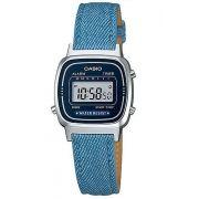 Relógio Casio Vintage Feminino LA670WL-2A2DF