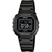 Relógio Casio Unissex LA-20WH-1BDF