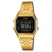 Relógio Casio Vintage Unissex LA680WGA-1BDF