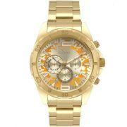 Relógio Condor Civic Dourado Masculino COJP25AA/4D