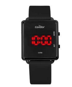 Relógio Condor Feminino Digital Preto COJHS31BAE/2P