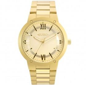Relógio Euro Dourado Feminino EU2035YMU/4D