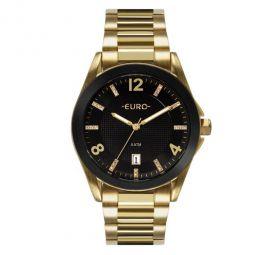 Relógio Euro Dourado Feminino EU2315HM/4P