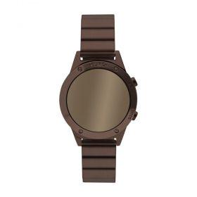 Relógio Euro Fashion Fit Reflexos Feminino Marrom EUJHS31BAE/4M
