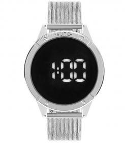 Relógio Euro Fashion Fit Touch Prata EUBJ3912AD/4F