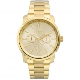 Relógio Euro Metallics Feminino EU6P29AGUTD/4D