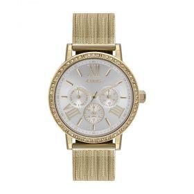 Relógio Euro Multiglow Party Dourado Feminino EU6P29AHL/4B