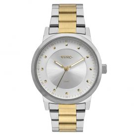 Relógio Euro Trendy Bicolor Feminino EU2036YNR/5K