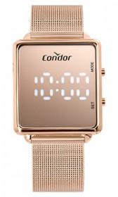 Relógio Feminino Condor Rose Digital COBJ3382AB/4J