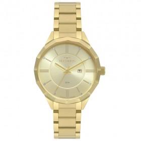 Relógio Feminino Technos Dourado 2015CCL/K4X
