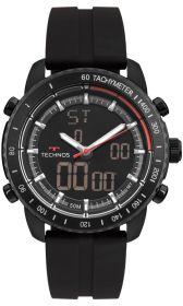 Relógio Masculino Technos Preto W23745AB/8P