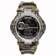Relógio Mormaii Acqua Force Camuflado Masculino MO1105B/8J